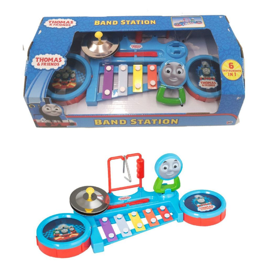Thomas the Tank Engine & Friends Musical Band Station 3+ Years